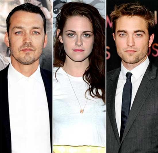 Kristen Stewart was caught cheating on Robert Pattinson with director Rupert Sanders