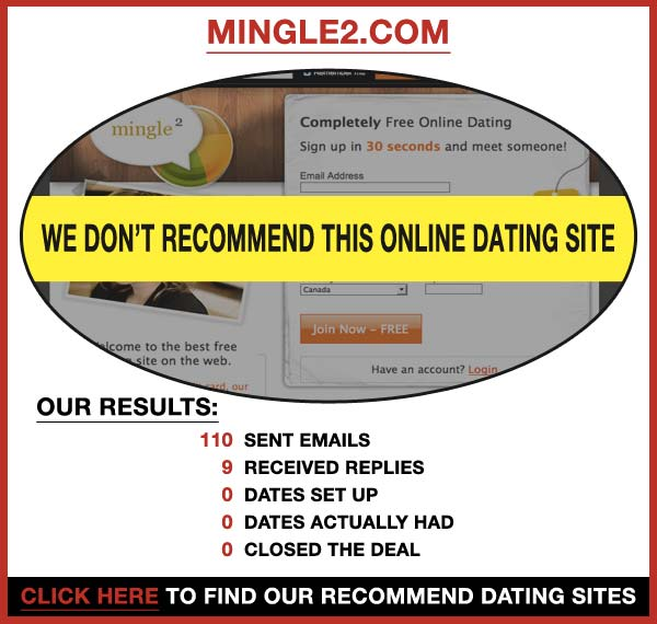 Statistics about Mingle2