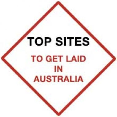 Best sites to get laid in Australia