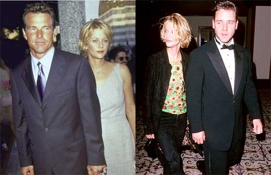 Meg Ryan Fell for Russell Crowe