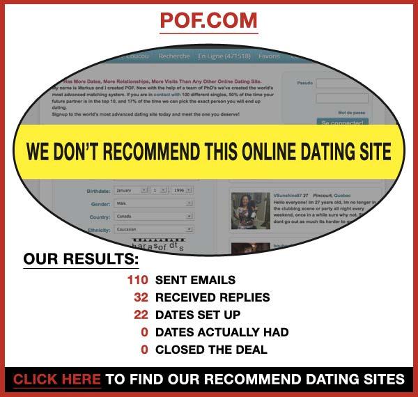 Statistics about POF