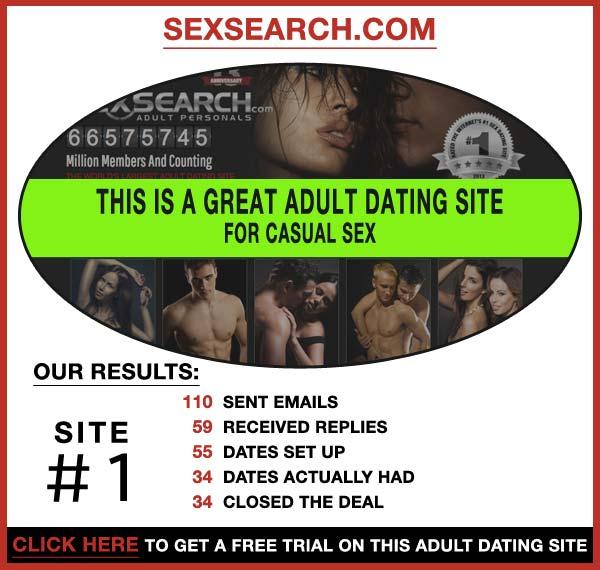 Statistics about SexSearch